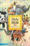 KJV Kids Study Bible Black Leather look King James Version