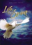 KJV Life in the Spirit Study Bible Black Bonded leather