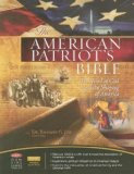 NKJV The American Patriot's Bible: The Word of God and the Shaping of America